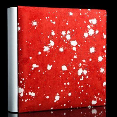 Album Włoski 31x31cm Pelle Rossa SKIZZO / 50 kart