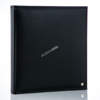 Album HENZO LONZO czarny 28x30cm 35kart