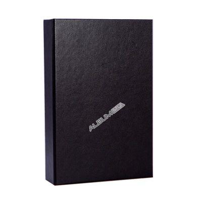 Pudełko na zdjęcia 15x23cm /czarne