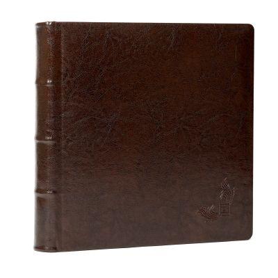 Album Fotograficzny Exclusive Brun Gloss  M06 33x33cm  /50 kart
