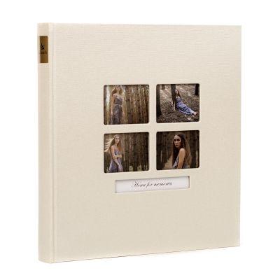 Album GOLDBUCH Chromo Biege 31x30 / 50 kart