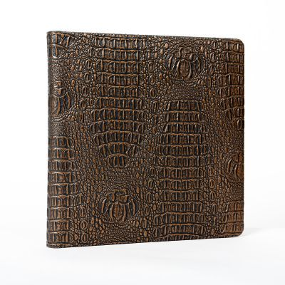 Album Fotograficzny Exclusive Crocodile 25x25cm /20 kart B