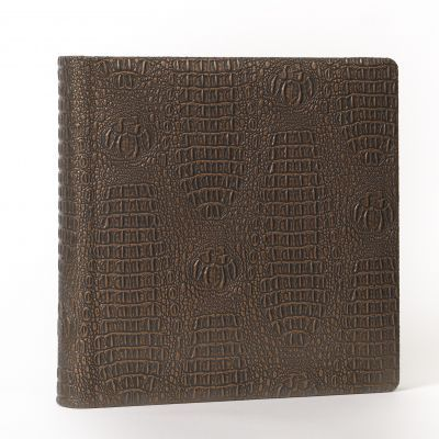 Album Fotograficzny Exclusive Crocodile 33x33cm /50 kart B