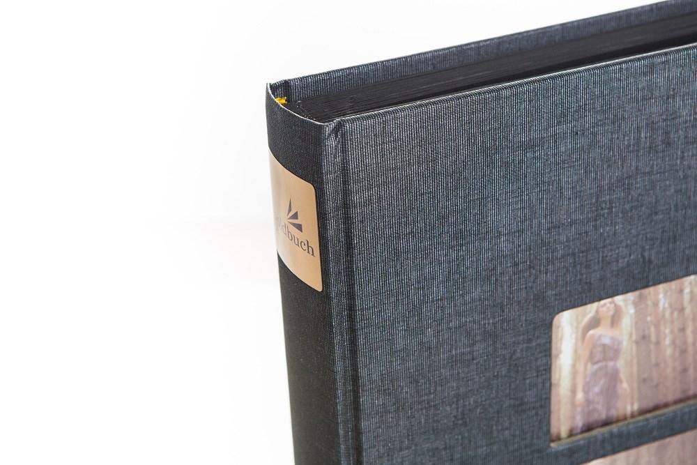 Album GOLDBUCH Classic Style Schwarz 31x30 / 30 kart