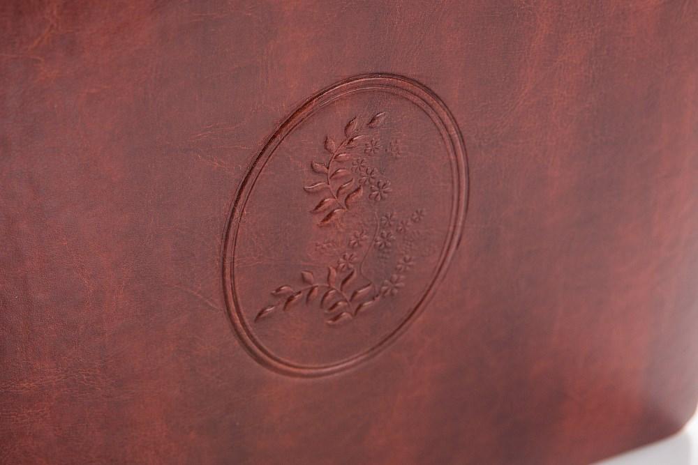 Album Włoski 31x31cm Agenda FLEUR / 50 kart