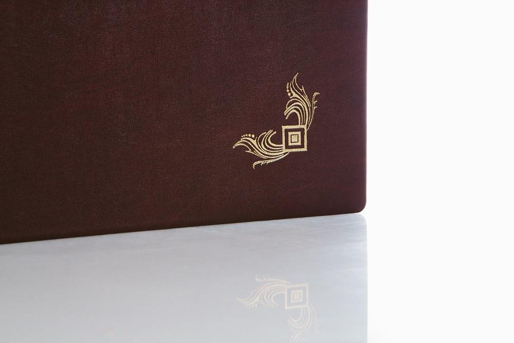 Album Fotograficzny Exclusive ALEZAN  M06 33x33cm  /50 kart