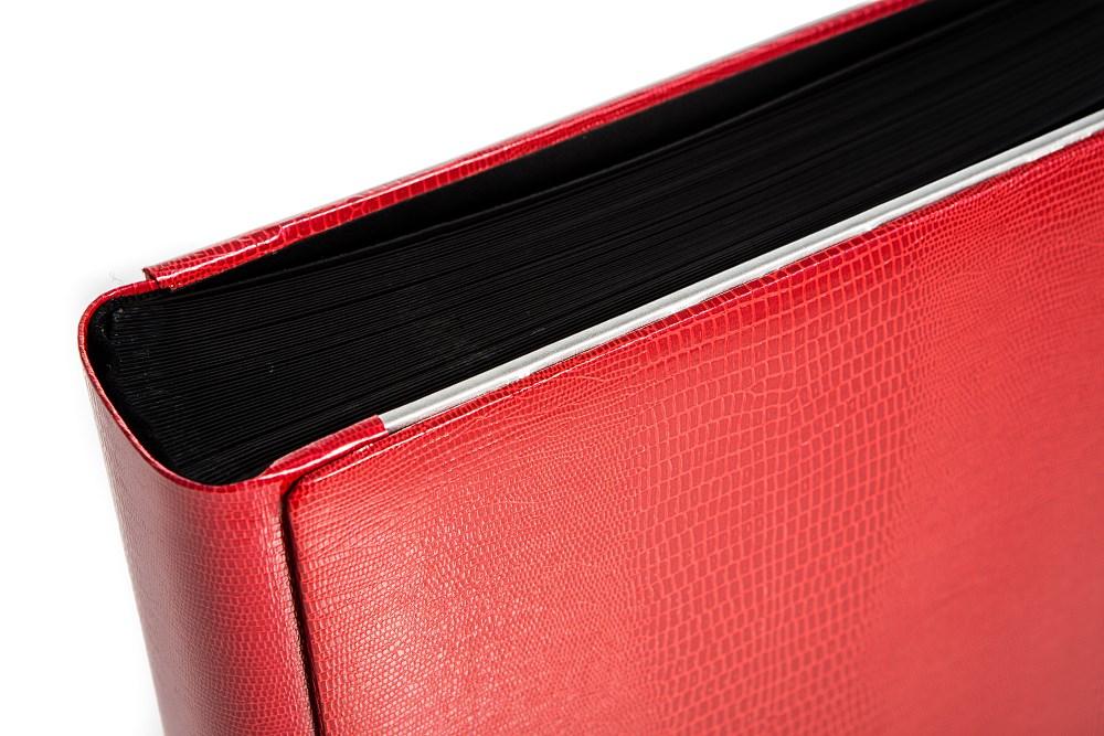 Album Włoski 31x31cm Iguana Rosso31x31cm/50N