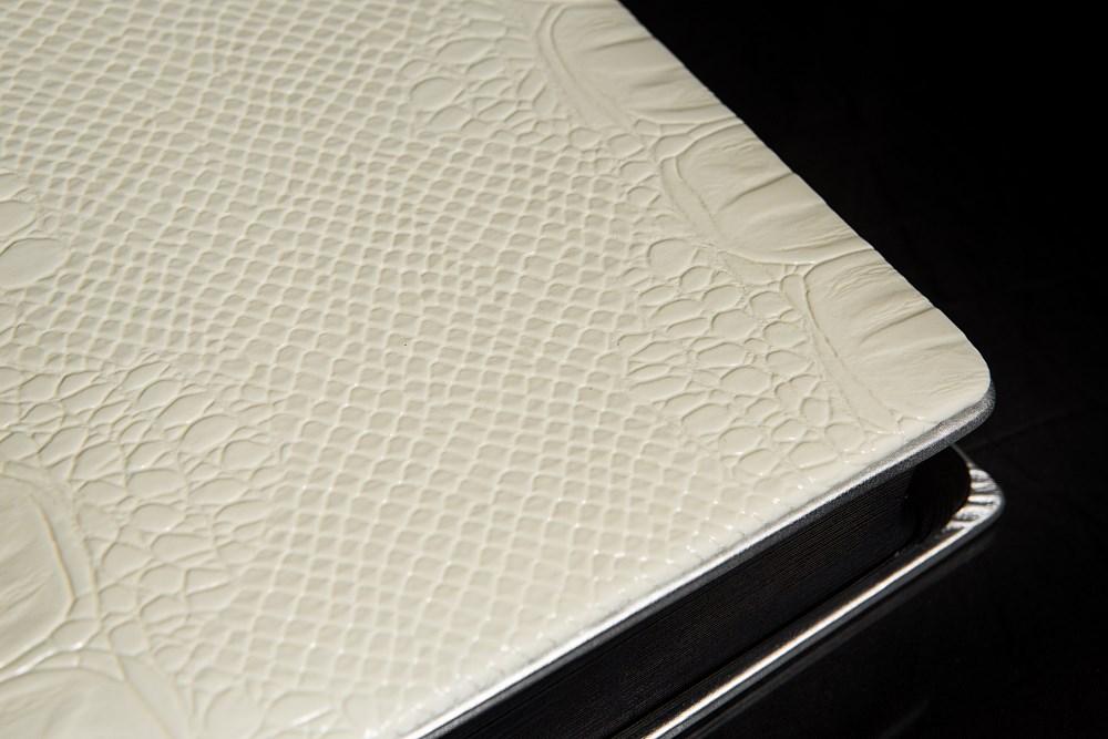 Album Włoski 31x31cm Cocco Bianco31x31cm/58 kart