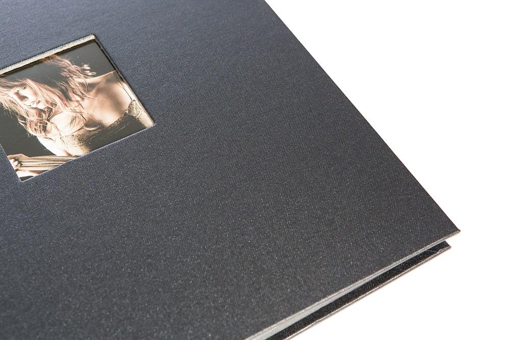 Album GOLDBUCH Chromo anthrazit 30x31cm /30kart
