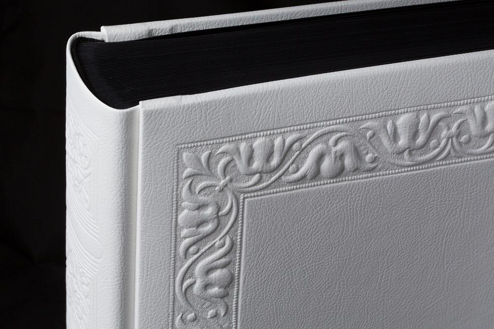 Album Włoski 31x31cm Agenda 6010 Extra White /50 kart