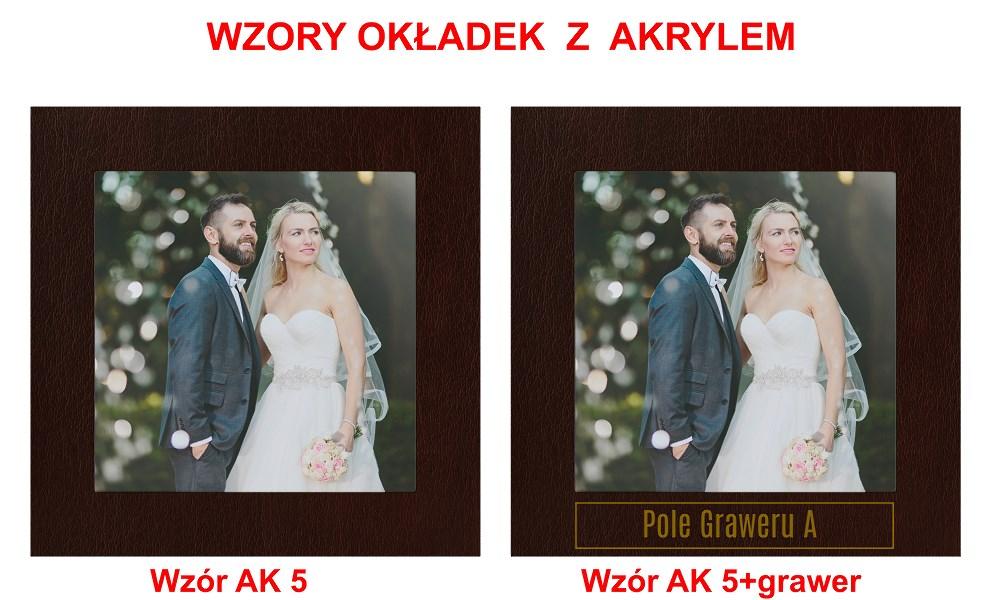 Fotoalbum 30x45cm Exclusive+Akryl
