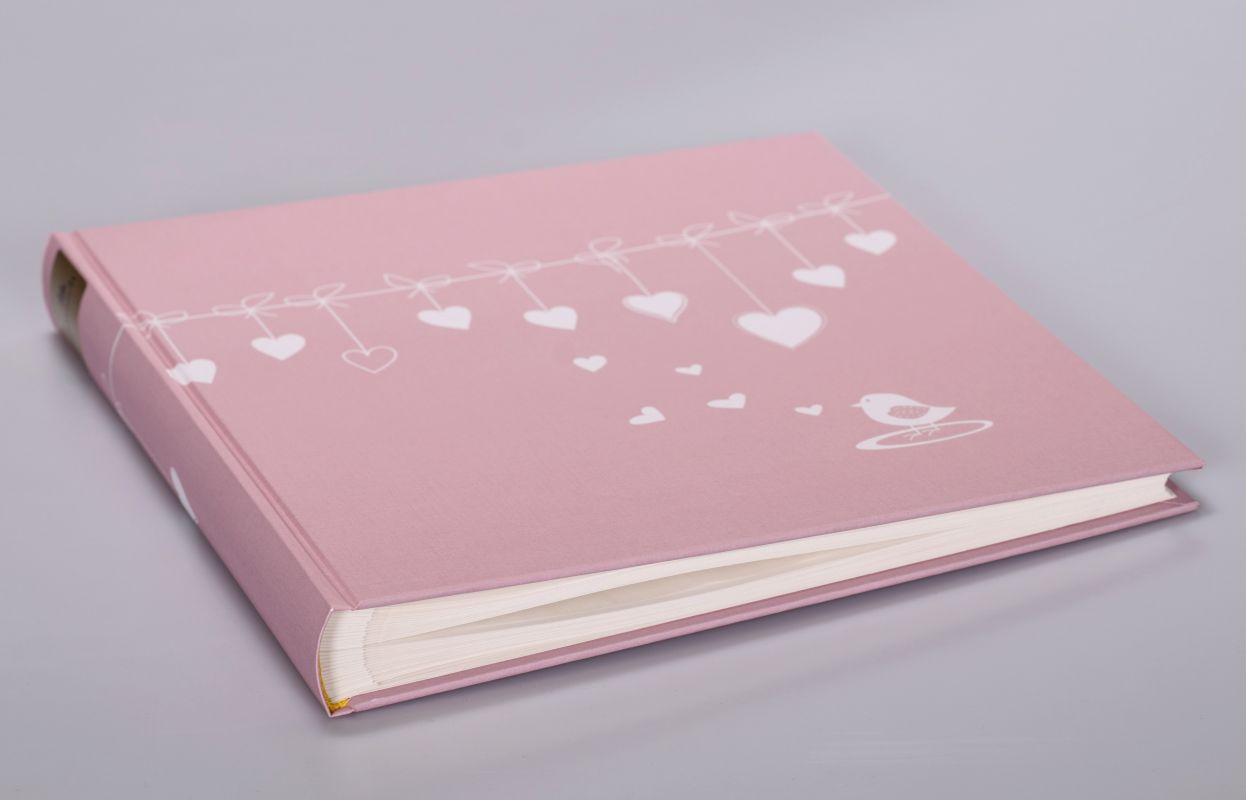 Album Goldbuch 30x31 Poetry Pink 30 kart