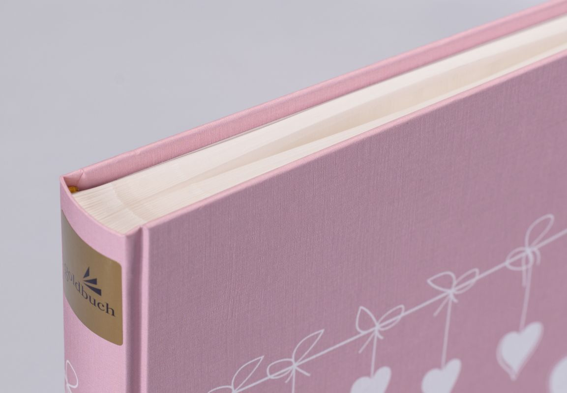 Album Goldbuch 30x31 Poetry Pink 30 kart