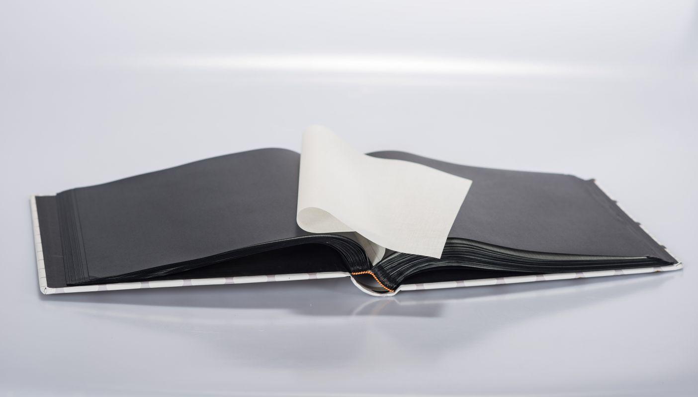 Album Goldbuch Lynx biały 30x31 50 kart