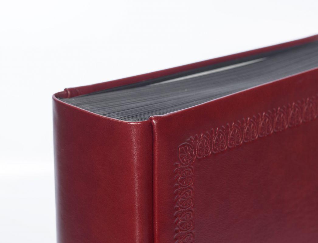 Album Włoski 35x35 Elite Rosso Antico Barocco 100 kart