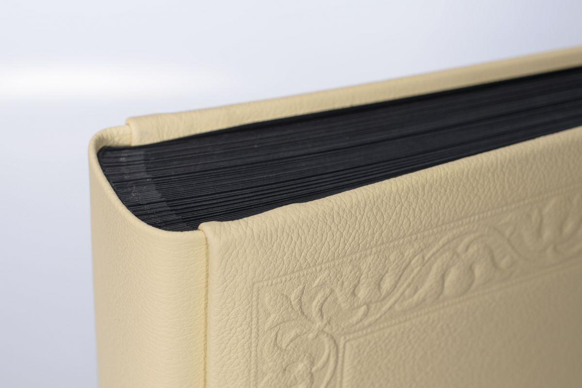 Album Włoski 31x31 Oregon Corda Barocco 50 kart czarnych