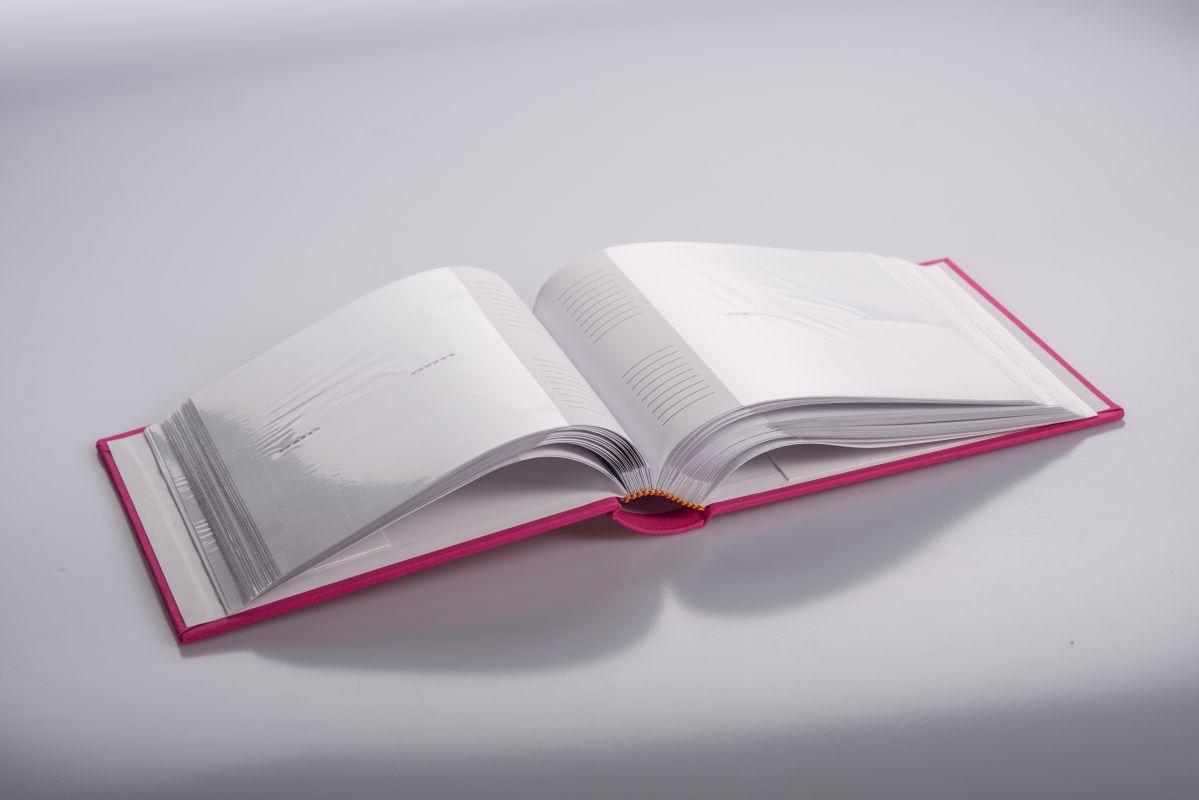 Album Goldbuch View różowy 200 zdjęć / 10x15