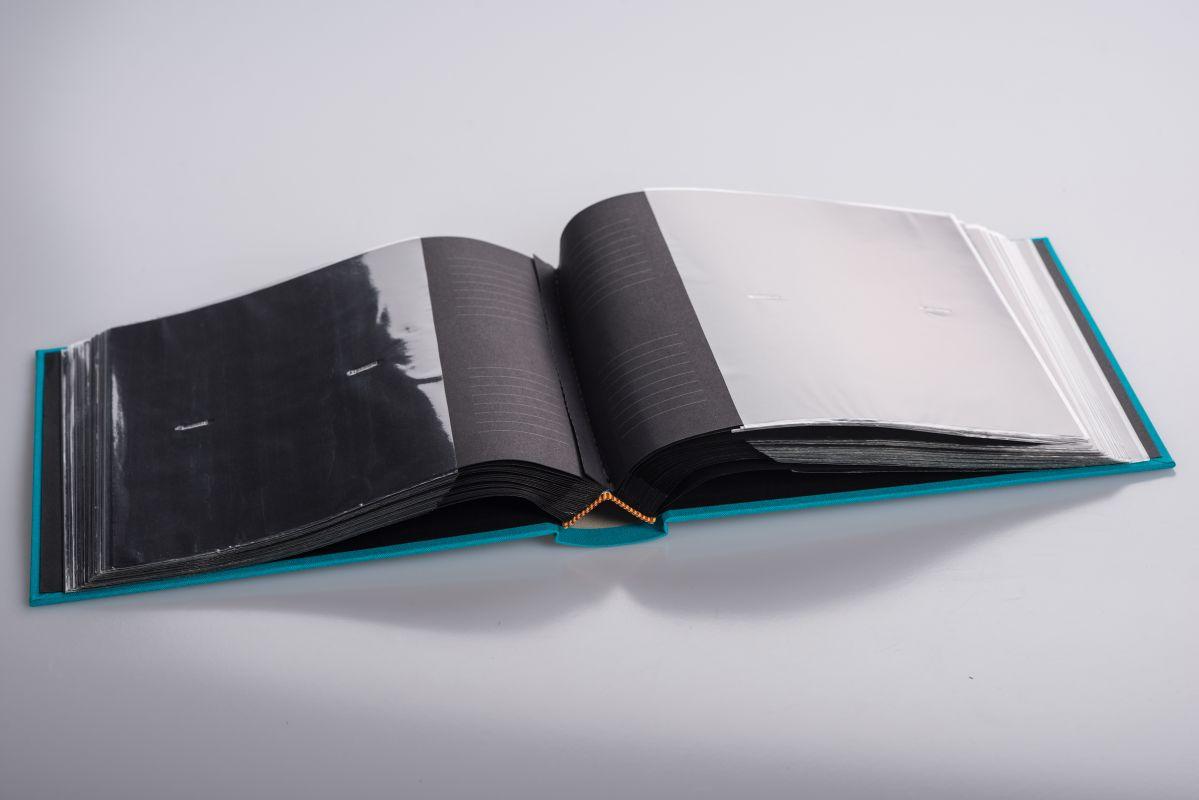 Album Goldbuch Bella Vista - turkusowy czarna karta / 200 zdjęć 10x15