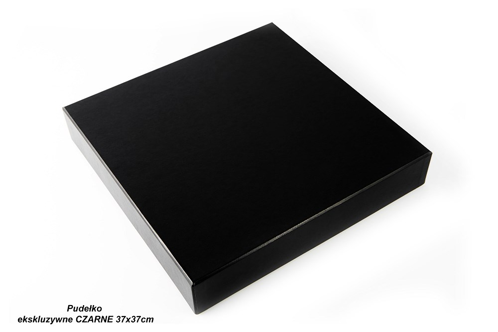 Album Fotograficzny Exclusive NOIR GLOSS  33x33cm  /50 kart